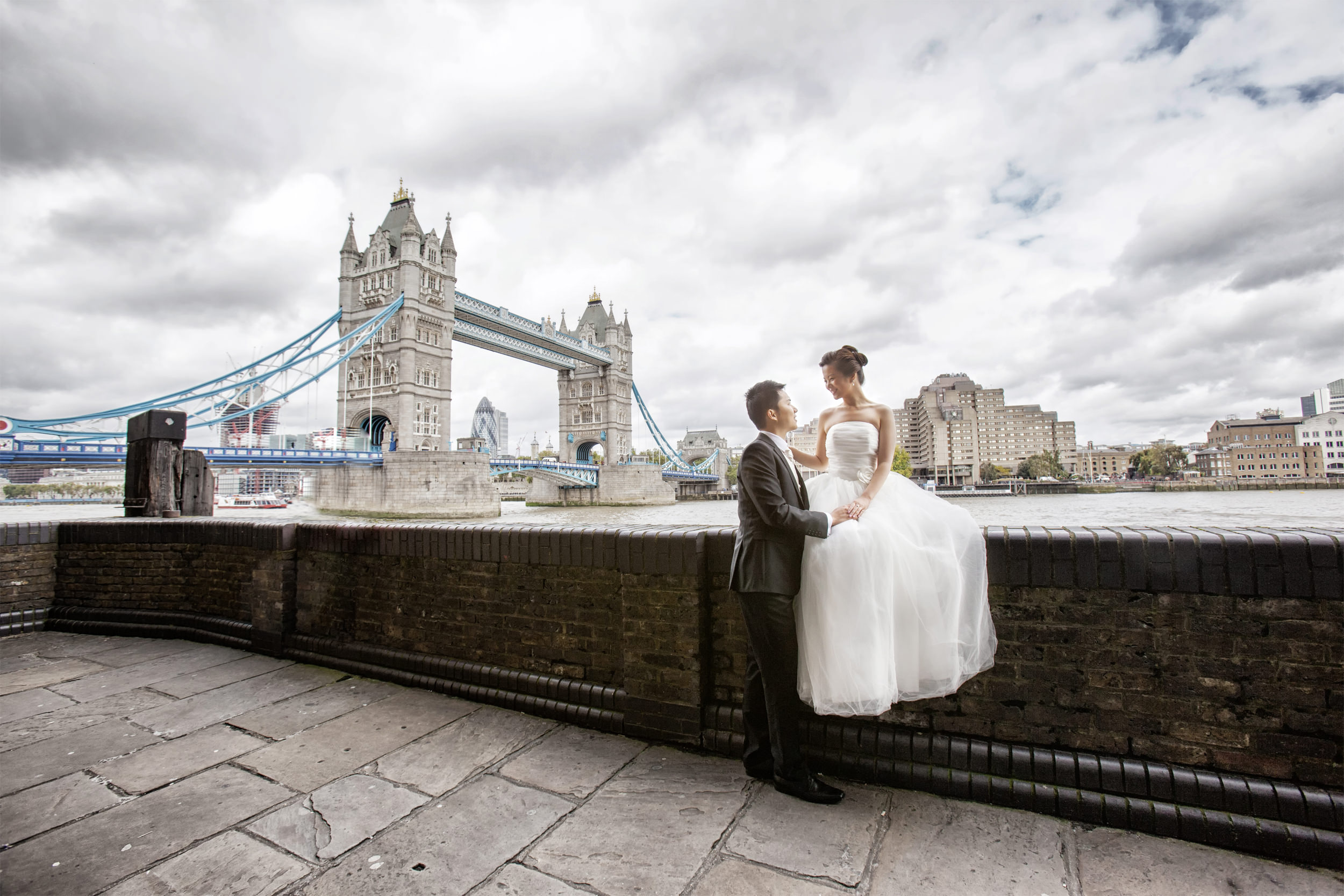 Evening Standard wedding photography article