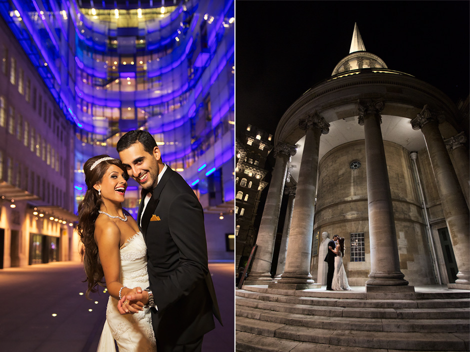 london-wedding-oxford-street-bride-and-groom