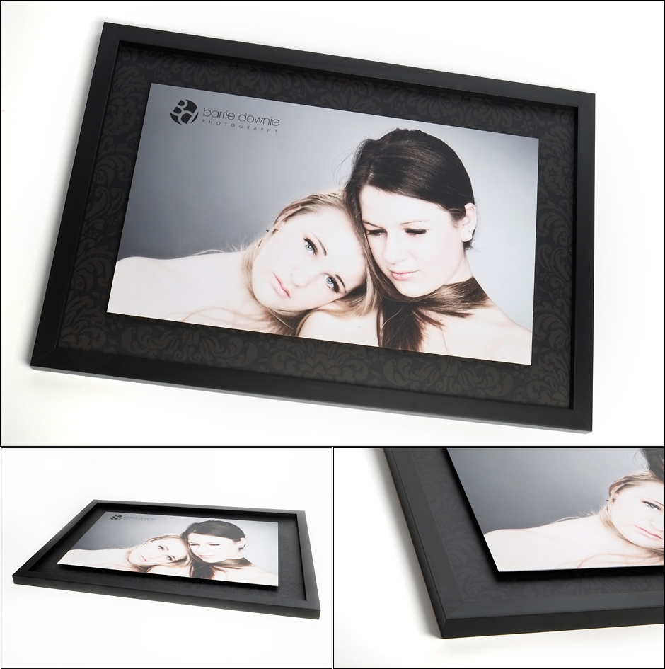 A new framing option now available - Barrie Downie Photography