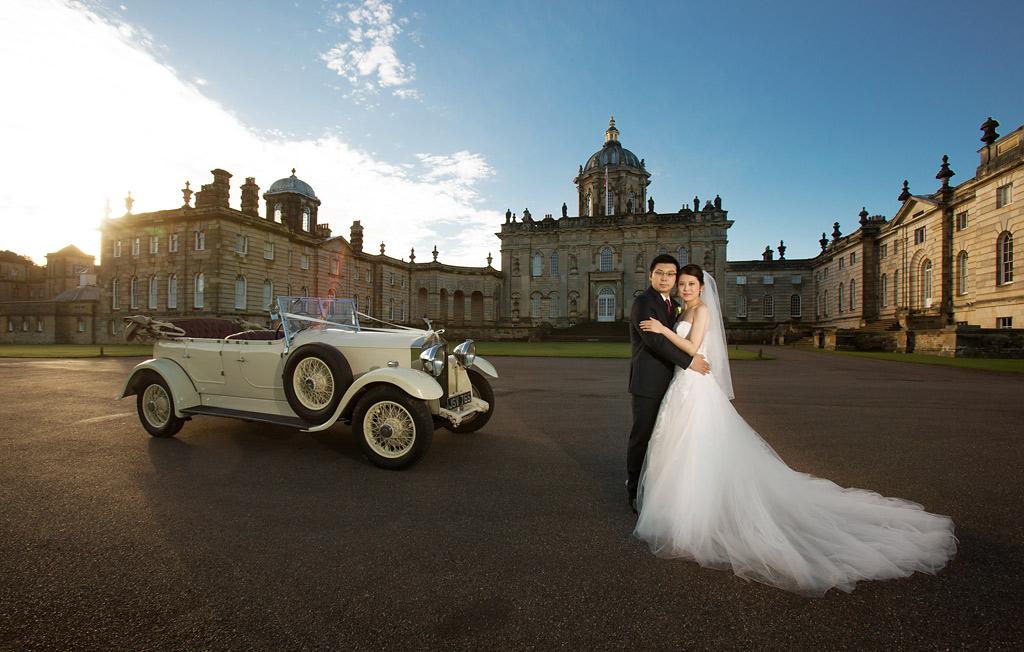 Castle Howard wedding