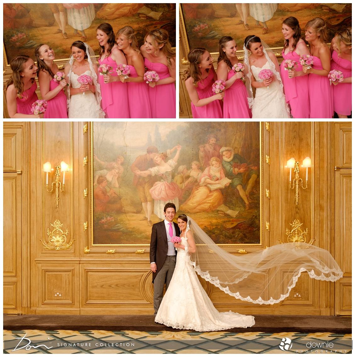 Claridges wedding photography_0025