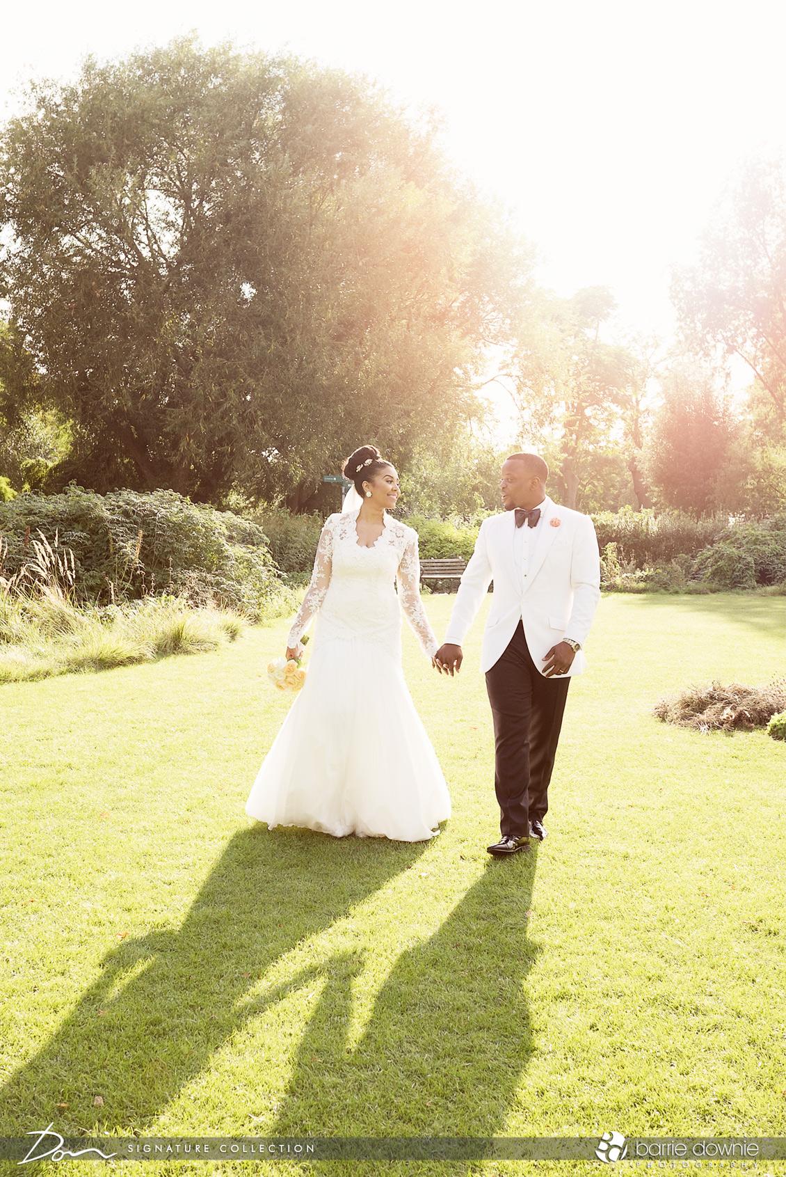 london-garden-bride-and-groom