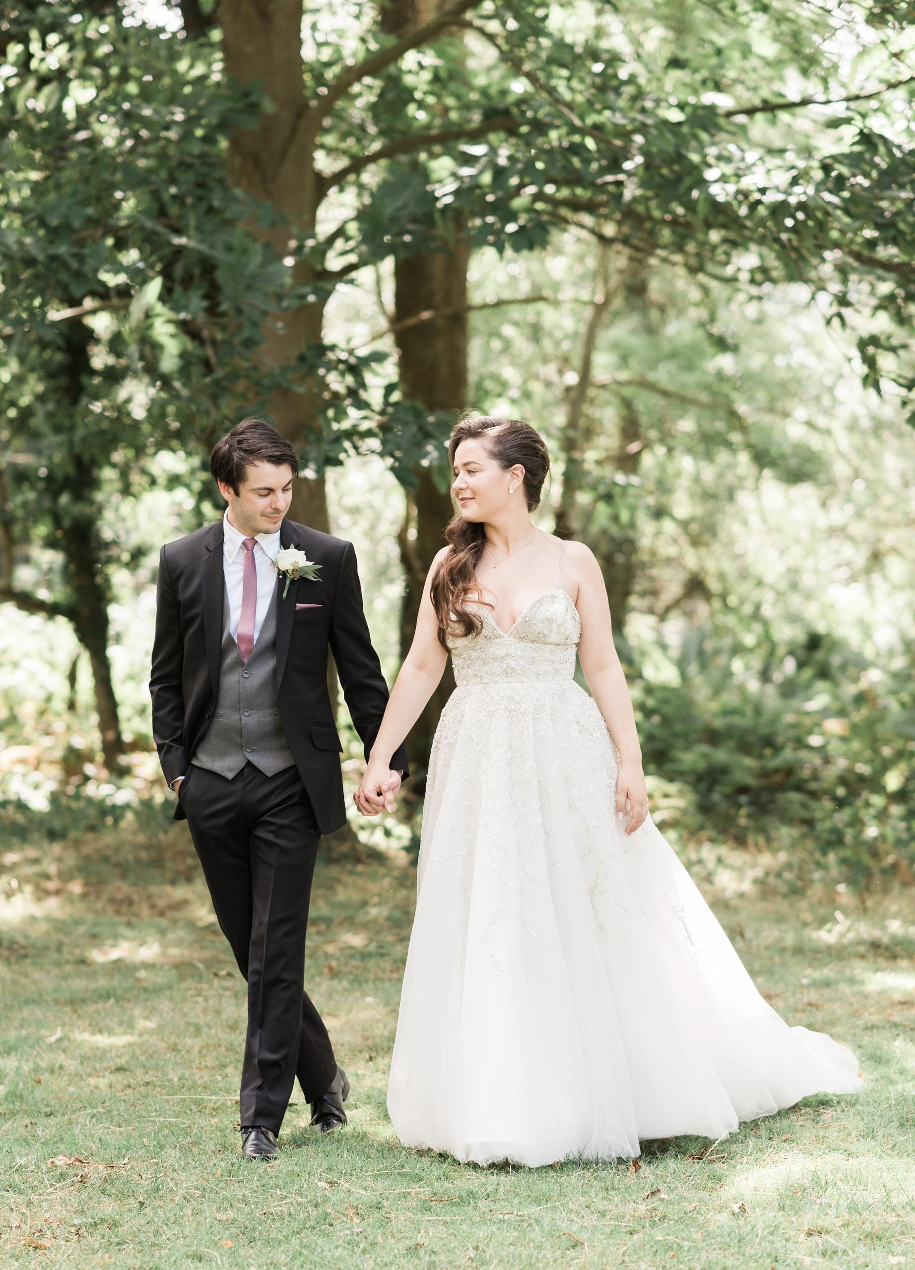 bride and groom best london wedding photographer