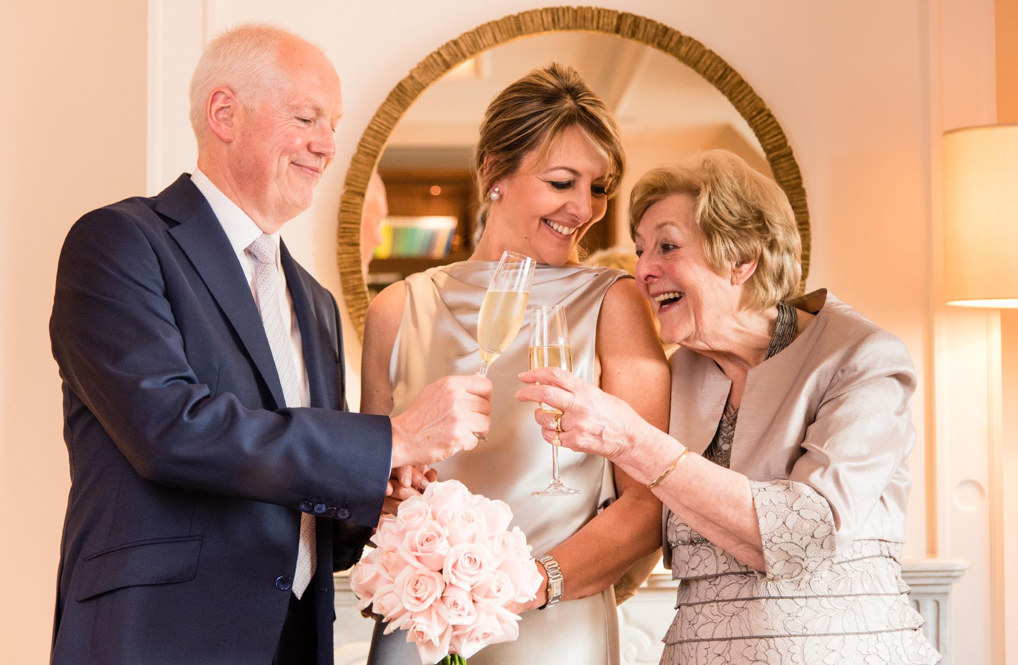 family-group-claridges-wedding
