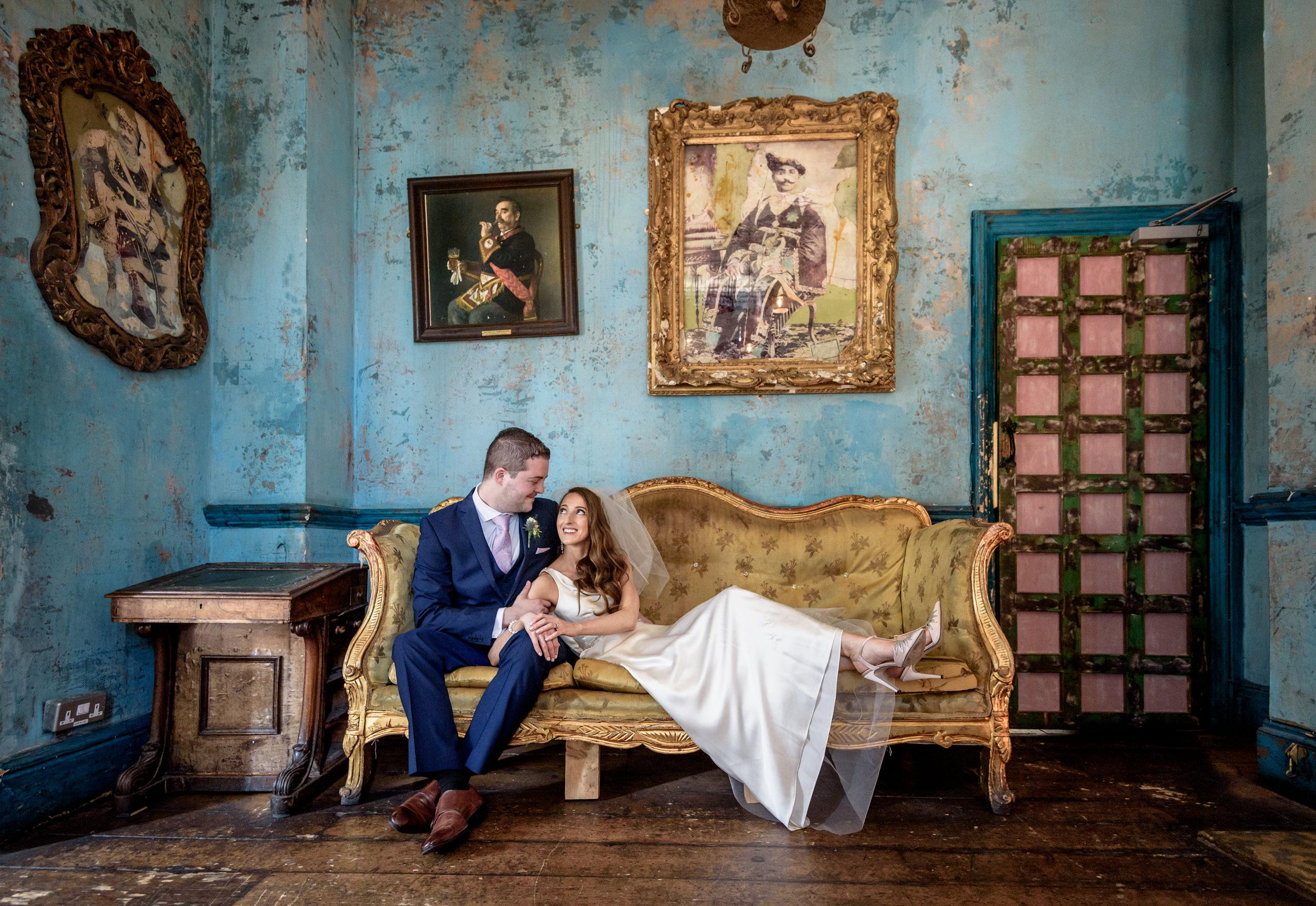 london wedding paradise by way of kensal green