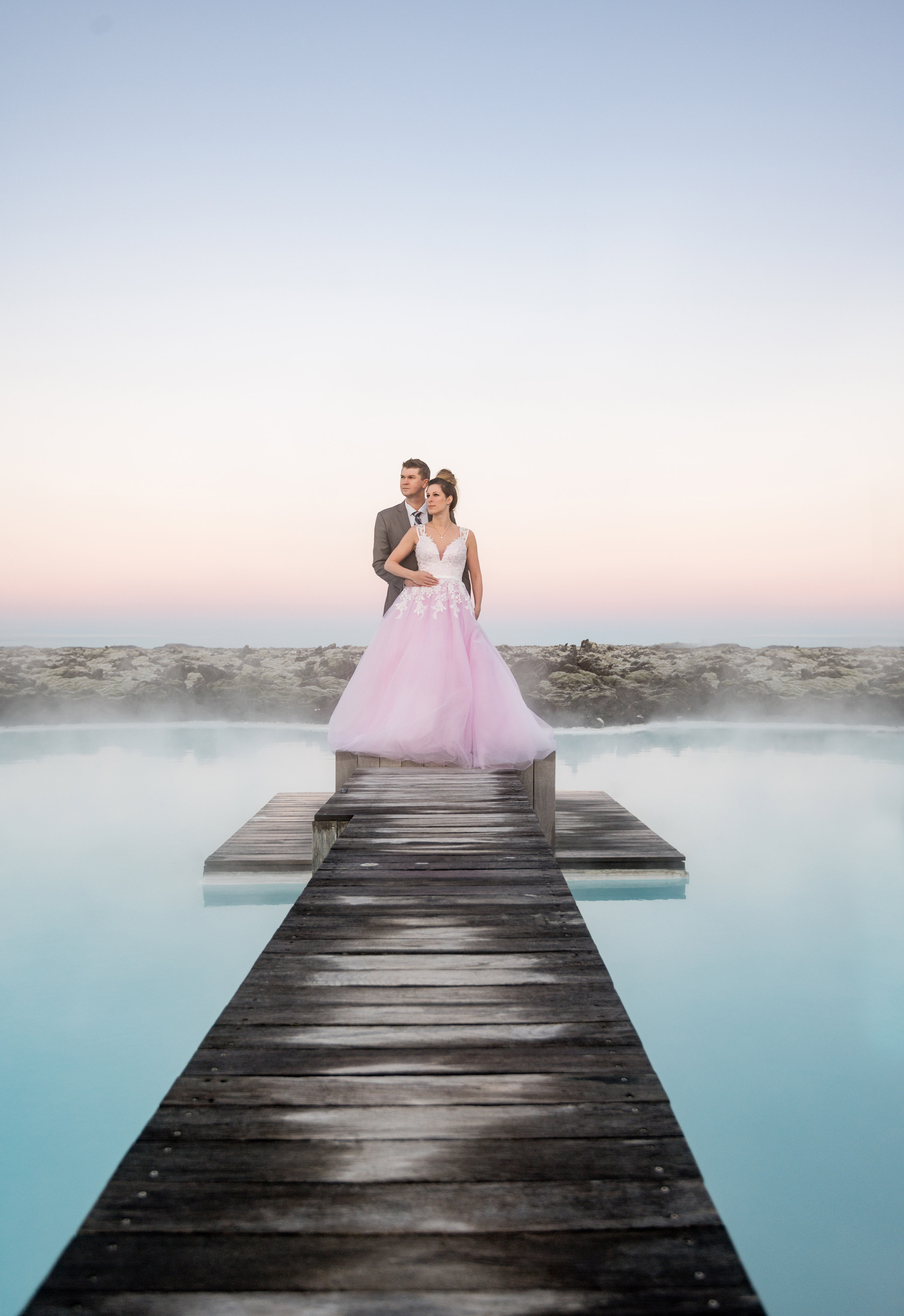 iceland-blue-lagoon pre wedding photos